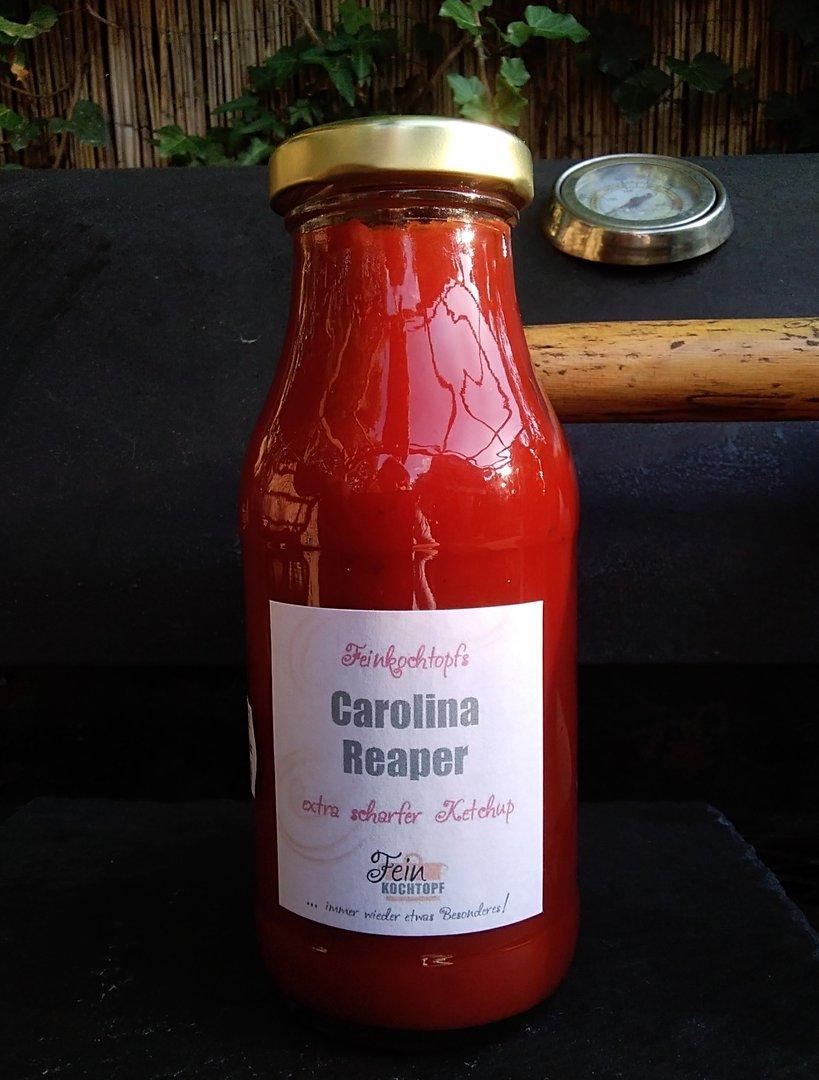 Carolina Reaper Ketchup - Feinkochtopf